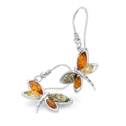 Desert Dragonfly Earrings