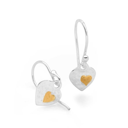 Bright Heart Earrings