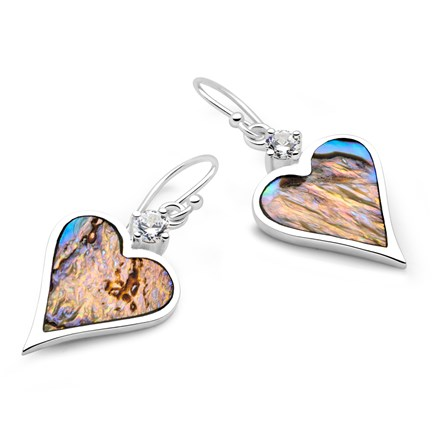 Enchanted Heart Earrings