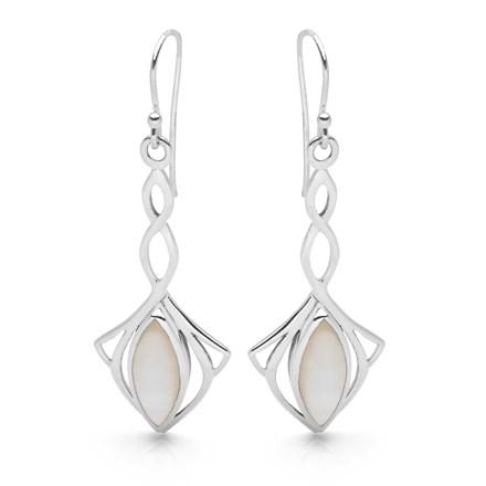 Shimmering Aura Earrings