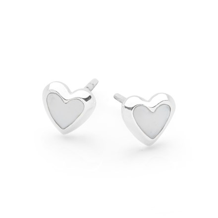 Glowing Love Studs