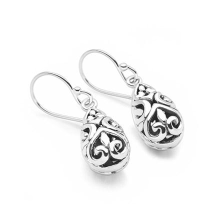 Java Rain Earrings