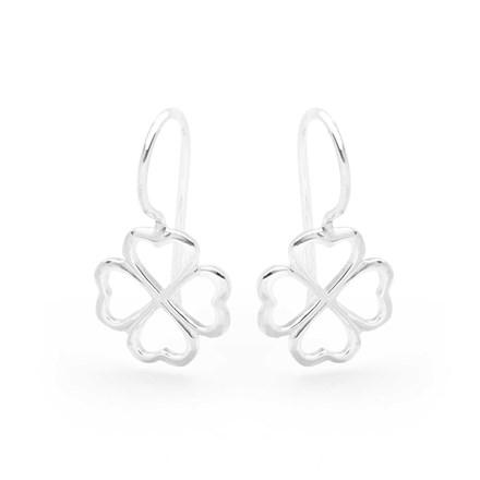 Lucky Clover Earrings (Large)