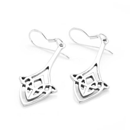 Carys Knot Earrings