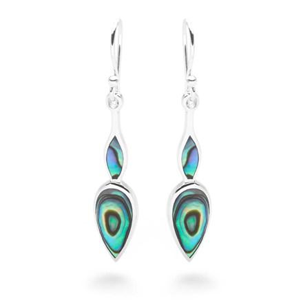 Elven Flame Earrings