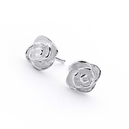 Country Rose Earrings