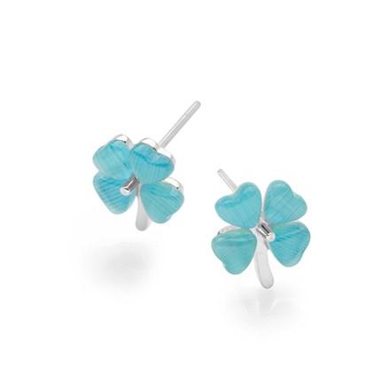 Tropic Clover Earrings