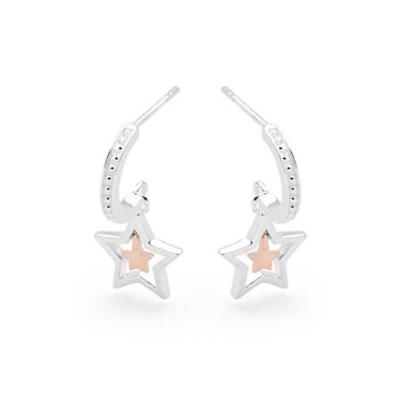 Inner Star Earrings