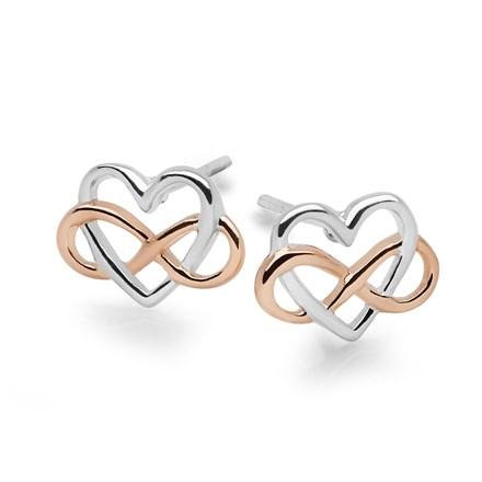 Infinity in Love Studs