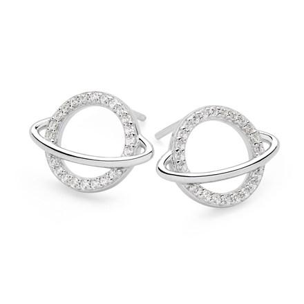Saturn Aura Earrings