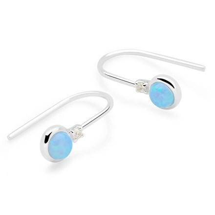 Opal Sparkle Earrings