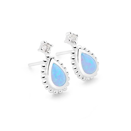 Opal Oracle Studs