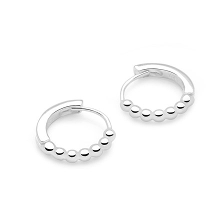 Reversible Hoops (Small)