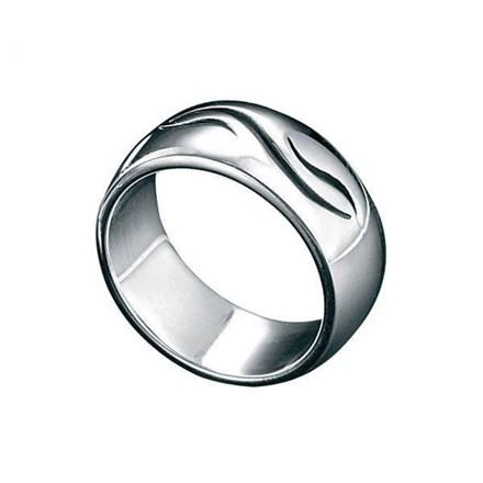 Oxidised Tribal Ring