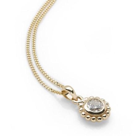 Tuscan Sun Pendant (9ct Gold)