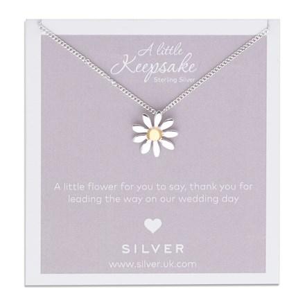 Flower Girl Pendant
