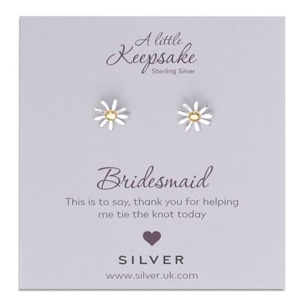 Bridesmaid Studs