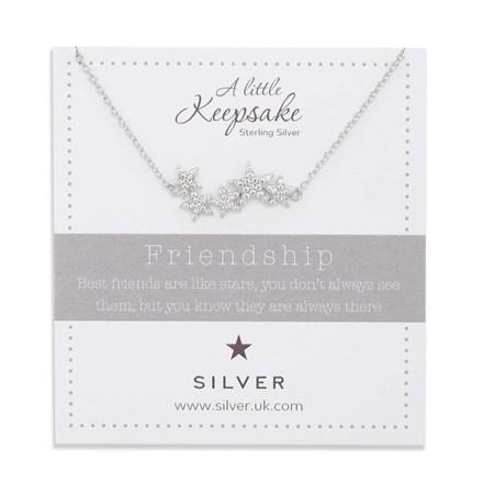 Sparkling Friendship Keepsake
