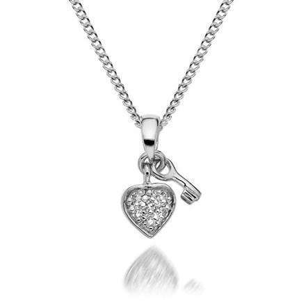 Key to my Heart Pendant