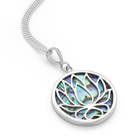 Lotus Lake Pendant