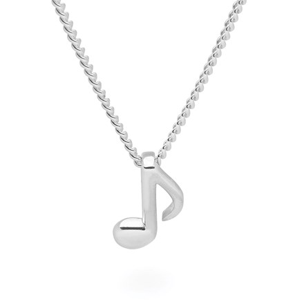 Musical Note Pendant