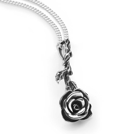 Royal Rose Pendant