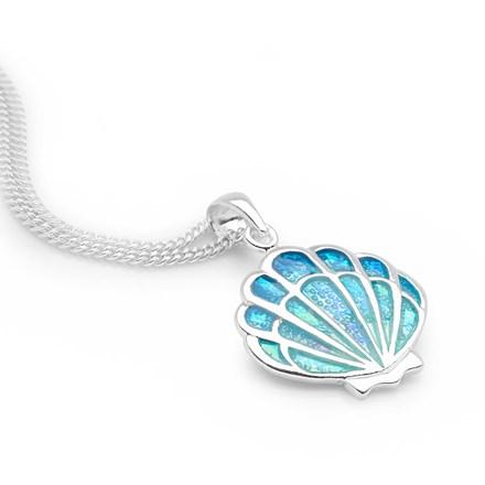 Paradise Ocean Pendant (Shell)