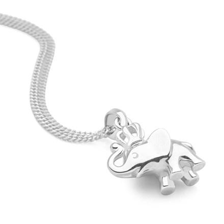 Jolly Elephant Pendant