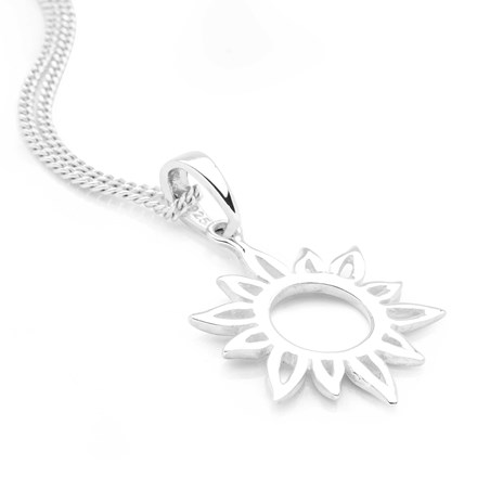 Sun Goddess Pendant