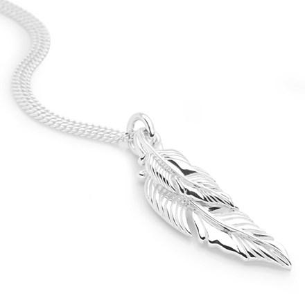 Silver Spirit Pendant