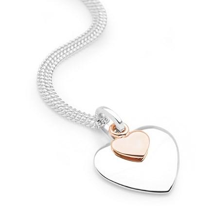 Precious Hearts Pendant