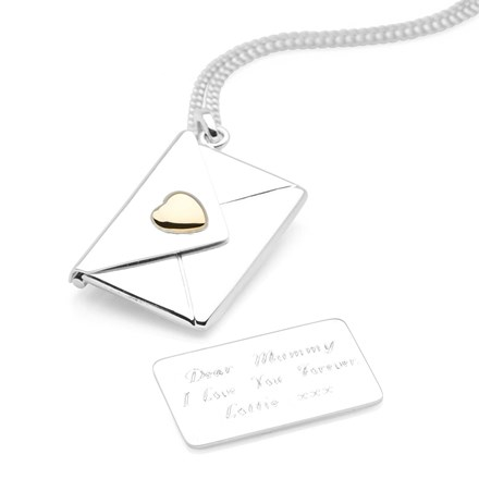 Personalised Letter Pendant