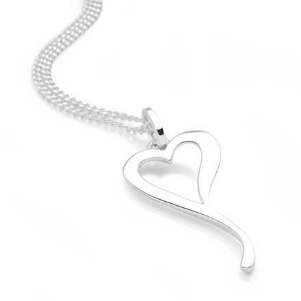 Falling For You Pendant