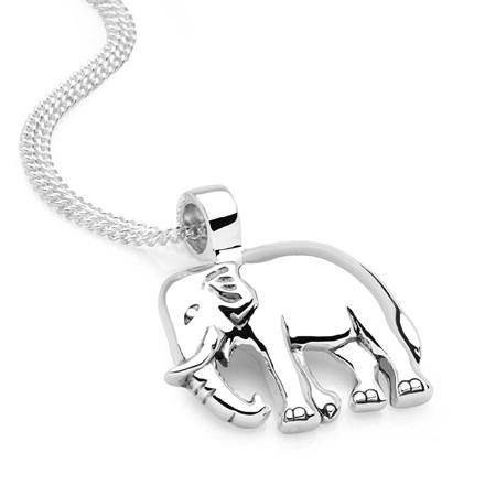 Sacred Elephant Pendant