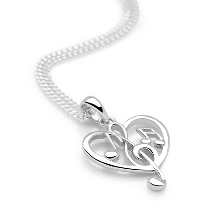 Song of Love Pendant