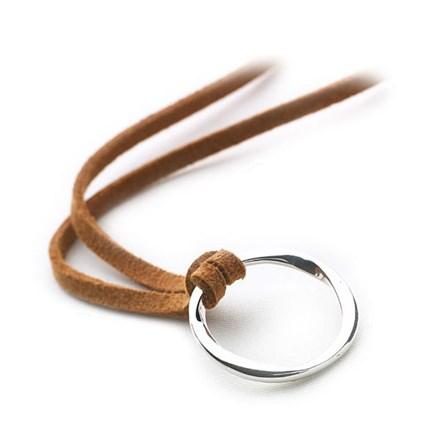 Sweet Evolution Pendant (Leather Thong)