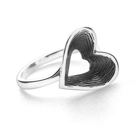 Hand on Heart Ring
