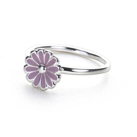 Sweet Daisy Ring (Lilac)