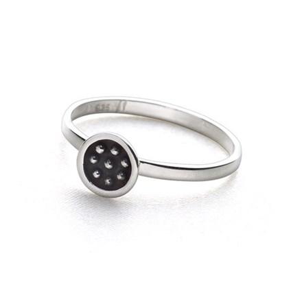 Flower Dot Ring