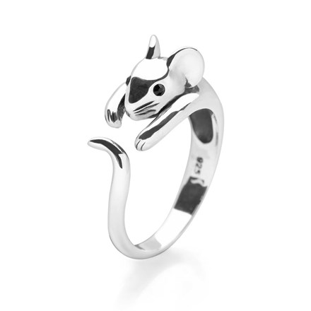 Cute Mouse Ring