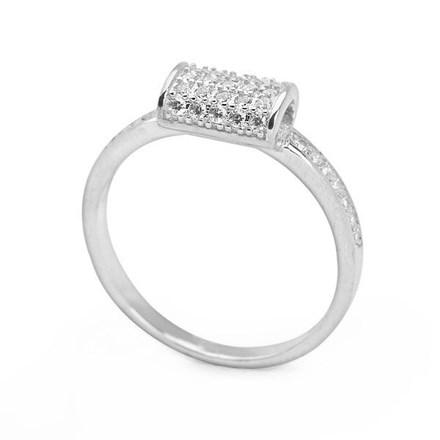 Cubic Cuff Ring