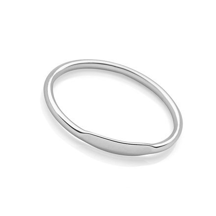 Dainty Bar Ring