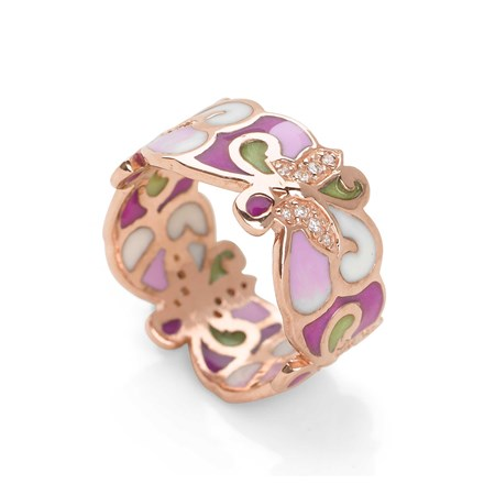 Lilac Field Ring