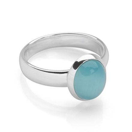 Summer Haze Ring (Mint)