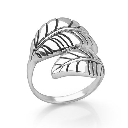Mulberry Leaf Ring