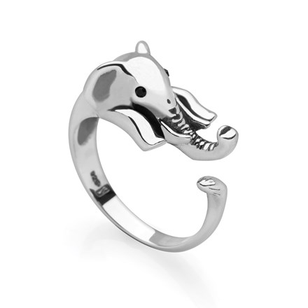 Cute Elephant Ring