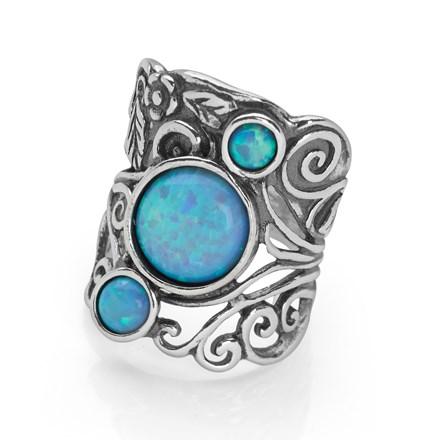 Ocean Spirit Ring