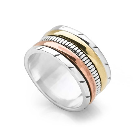 Phoenix Spin Ring