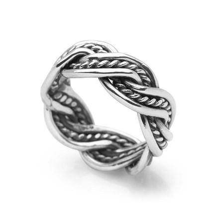 Nautical Rope Ring