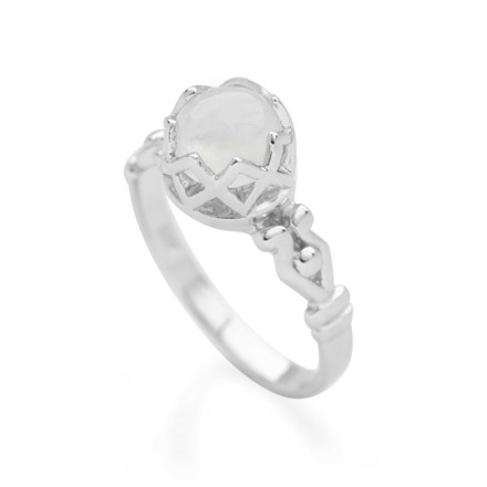 Royal Moonstone Ring